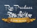Rye produce